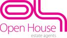 Open House Estate Agents, Bolton Logo