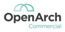 OpenArch Properties Ltd, Commercial Logo