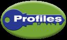 Profiles Estate Agents, Hinckley Logo
