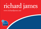 Richard James Estate Agents, Wellingborough Logo