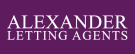 Alexander Letting Agents, East Cowes Logo