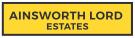 Ainsworth Lord Estates, Darwen Logo