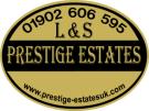 L & S Prestige Estates, Willenhall Logo