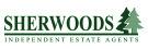 Sherwoods Independent Estate Agents, Bedfont Logo