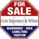 Cole Rayment & White, Wadebridge Logo