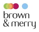 Brown & Merry - Lettings, Hemel Hempstead Logo