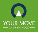 YOUR MOVE Chris Stonock, West Denton Logo