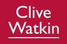 Clive Watkin Lettings, Neston Logo