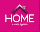 Home Estate Agents, Monton Logo