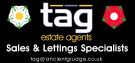 Tag Estate Agents, Tewkesbury Logo
