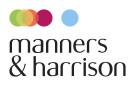 Manners & Harrison, Hartlepool Logo