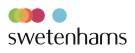 Swetenhams, Frodsham Logo