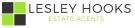 Lesley Hooks Estate Agents, Prenton Logo