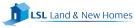 LSL Land & New Homes , Rotherham Logo