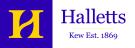 W. Hallett & Co, Kew Logo