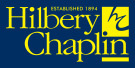 Hilbery Chaplin Residential, Shenfield Logo
