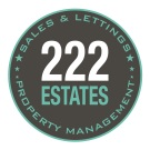 222 Estates Ltd, Warrington Logo