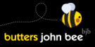 Butters John Bee, covering Alsager Logo