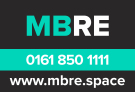 MBRE, Stockport Logo