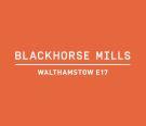 Blackhorse Mills, London Logo