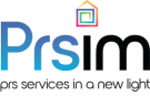 PRsim Tenant Find, covering National Logo