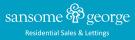 Sansome & George Residential Sales Ltd, Tilehurst Logo