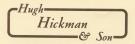 Hugh Hickman & Son, Hayling Island Logo