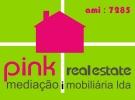 Pink Real Estate, Madeira Logo