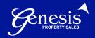 Genesis Sales and Rentals Reg. and Licensed Real Estate Company, No 255, Paralimni Logo