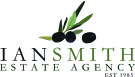 Ian Smith Estate Agency, Mersin 10 Logo