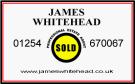 James Whitehead Professional Estate Agent, Blackburn Logo