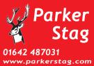 Parker Stag Ltd, Redcar Logo