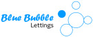Blue Bubble Lettings, Southampton Logo