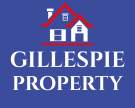 Gillespie Property, Stenhousemuir Logo