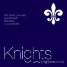 Knights Estate Agents, Bournemouth Logo