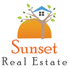 Sunset Real Estate, Basingstoke Logo