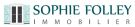 Sophie Folley Immobilier, Salies de Bearn Logo
