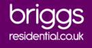 Briggs Residential, Market Deeping Logo