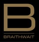 Braithwait, London Logo