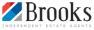 Brooks Estate Agents, Streatham Logo