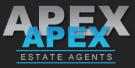 Apex Estate Agent, Aberdare Logo