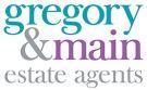 Gregory & Main Estate Agents, Bristol Logo
