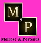Melrose & Porteous Solicitors & Estate Agents, Duns Logo