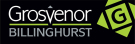 Grosvenor Billinghurst, Cobham Logo
