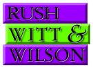 Rush Witt & Wilson, Bexhill-on-sea Logo