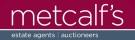 Metcalf's Estate Agent, Blackpool Logo