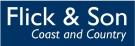 Flick & Son, Saxmundham  Logo