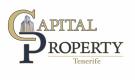 Capital Property Tenerife, La Caleta Logo
