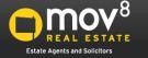 MOV8 Real Estate, Scotland Head Office Logo