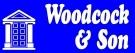 Woodcock & Son, Ipswich Logo